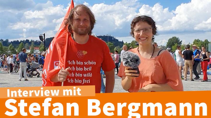 Interview Stefan Bergmann