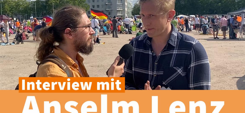 Interview mit Anselm Lenz