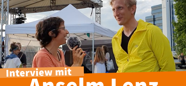 Interwiev mit Anselm Lenz