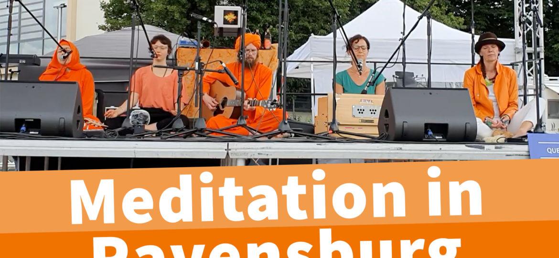 Meditation in Ravensburg
