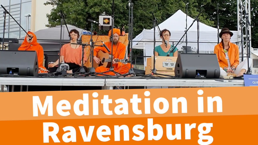 Meditation in Ravensburg