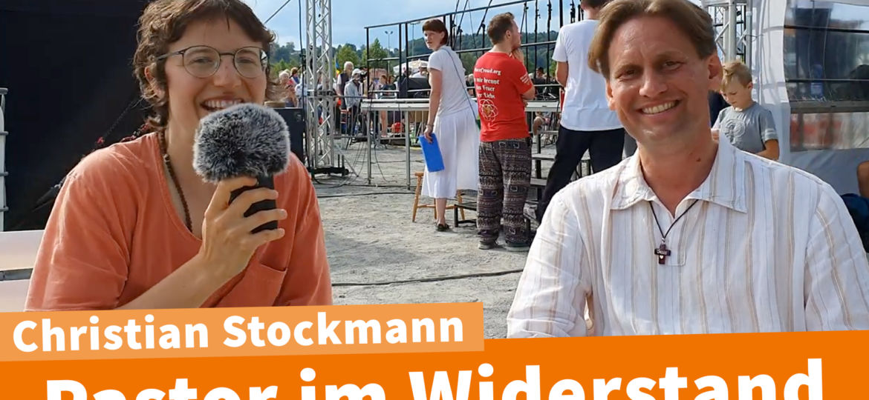 Christian Stockmann - Pastor im Widerstand