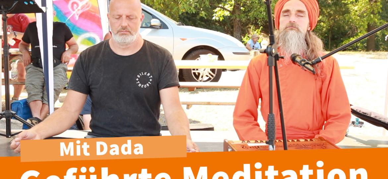 Geführte Meditation mit Dada Karlsruhe