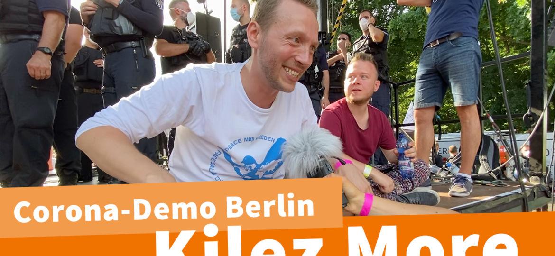 Kilez More - Mein Ziel ist der erste Weltfrieden