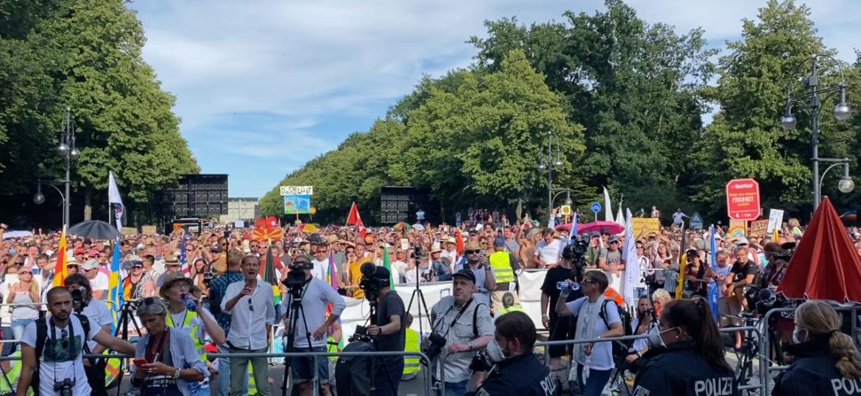 Tag der Freiheit in Berlin