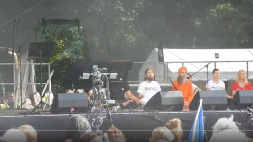 Berlin Demo 29.8