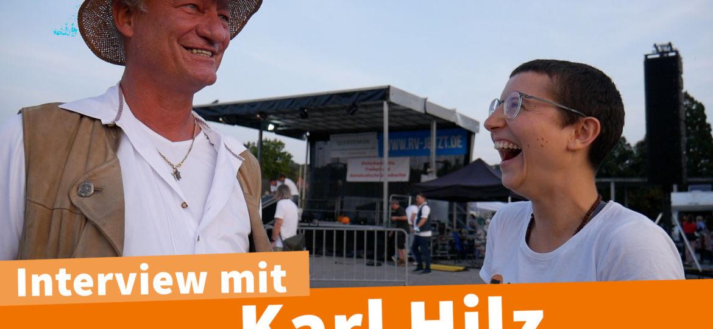 Interview Karl Hilz