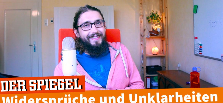 Spiegel Online Artikel Durchleuchtet