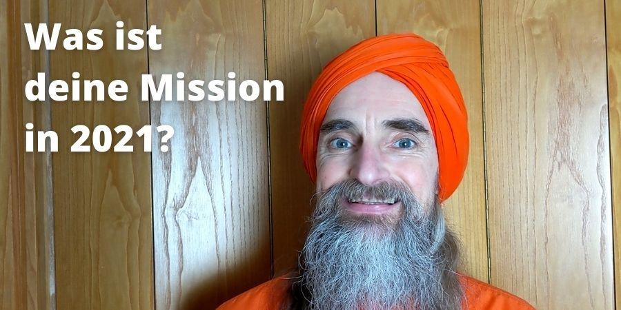 Was ist deine Mission