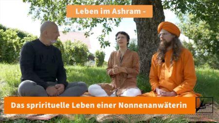 Leben im Ashram