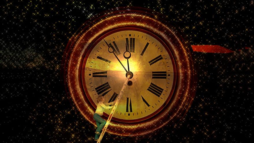 Das Geheimnis Zeit und der Weg zu einem langen Leben_