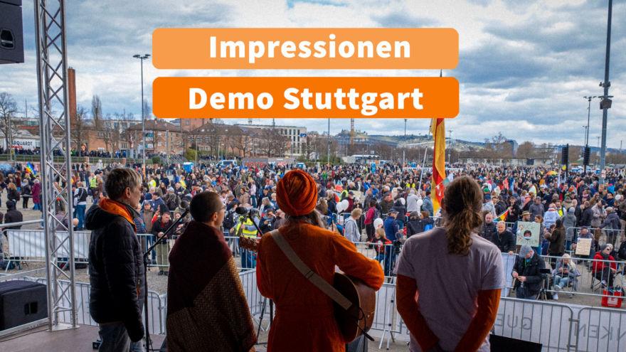 Demo-Stuttgart