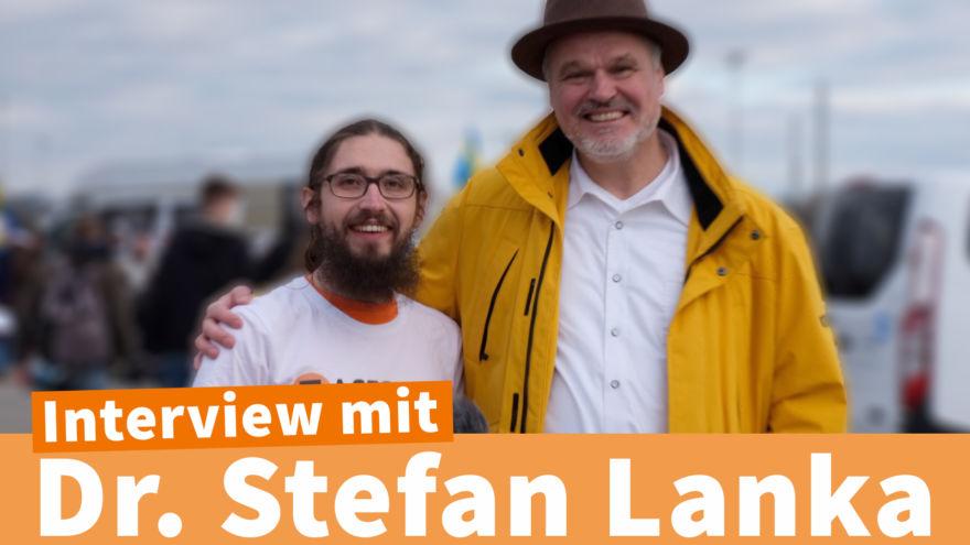 Interview Dr. Stefan Lanka